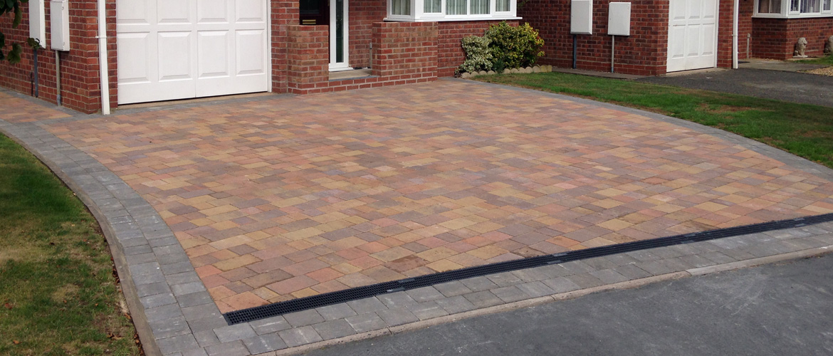 Driveways chester wrexham oswestry shrewsbury for Temperature to pour concrete driveway