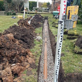 garden drainage - Garden Drainage